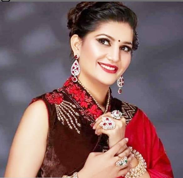 haryana dancer